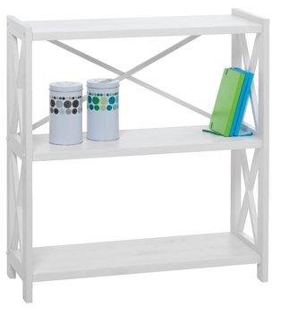 Shelving Unit RANUM 3 Shelves White JYSK