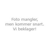 JYSK, Gardin FEMUNDEN 1x140x175cm jacq sort,  199,-