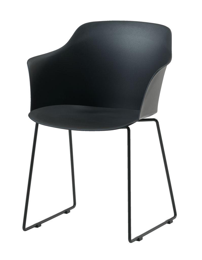 Krzesło SANDVED czarny | JYSK