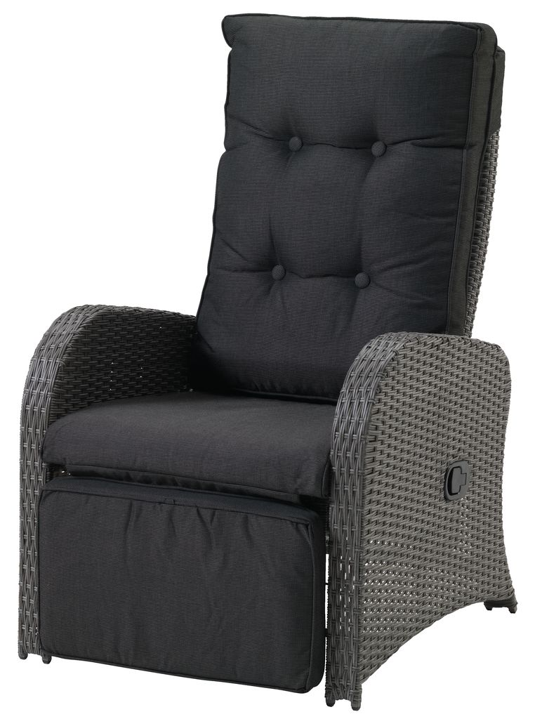 Picture of: Recliner Chair Stord Grey Jysk