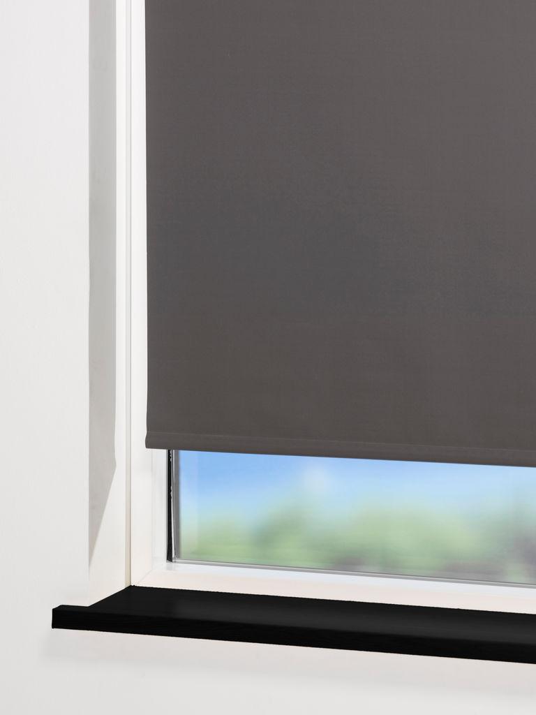 rullegardiner Rullegardin Mørklæg TOMMA 90x210cm grå | JYSK rullegardiner