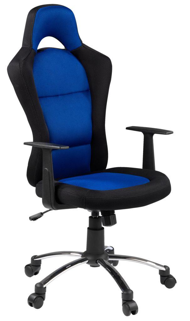 Krzesło gamingowe SNERTINGE czarnenieb