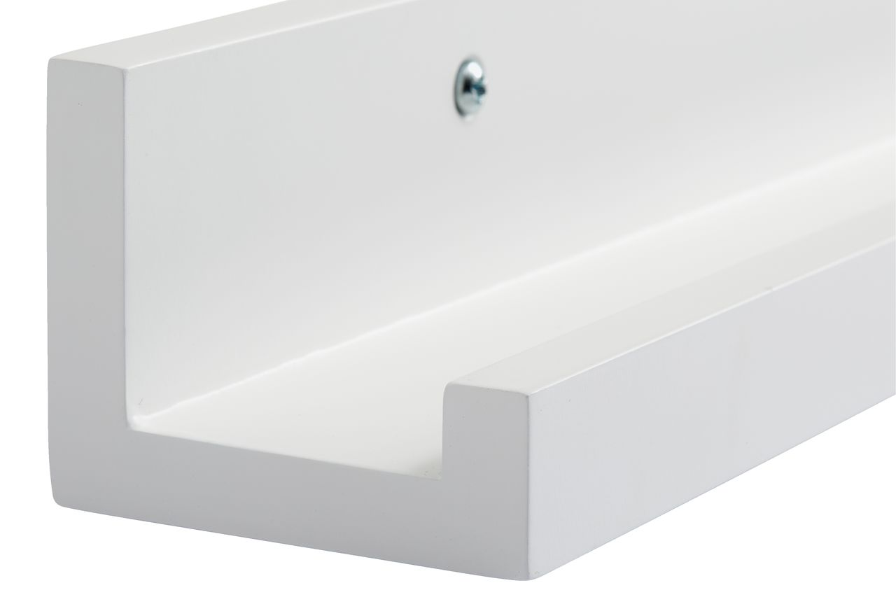 Fotoplank Wit 150 Cm.Picture Ledge Agedrup 60x7 White