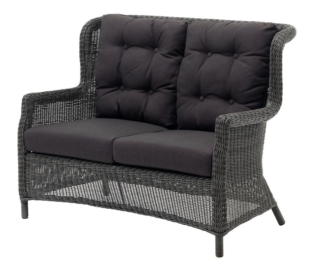 Sofa FALKENBERG 2 pers. grå | JYSK