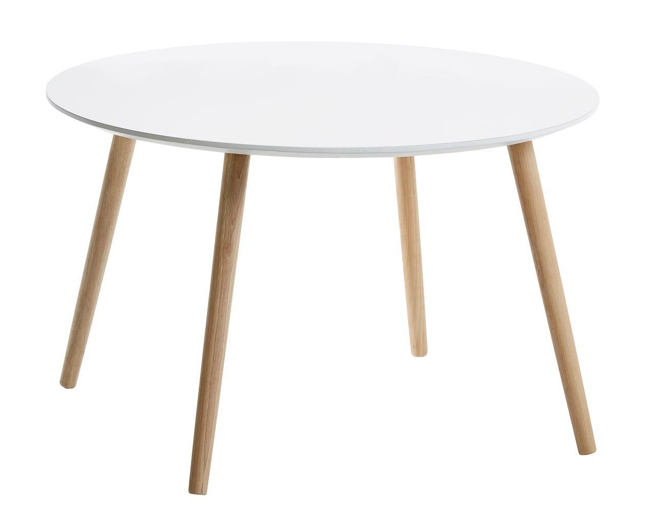 sofabord jysk Sofabord GALTEN Ø75 hvid | JYSK sofabord jysk