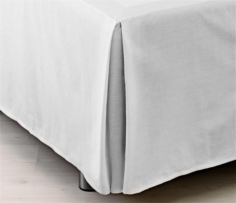 jysk lagen Kappelagen 180x200x45cm hvid | JYSK jysk lagen