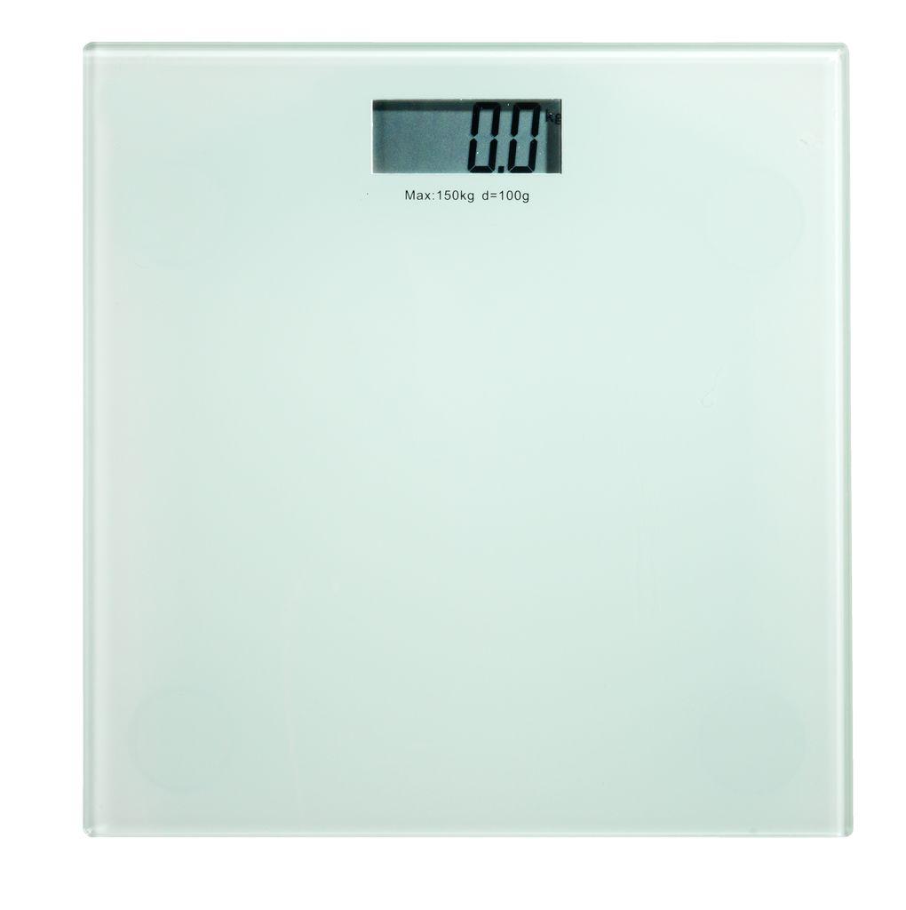 Badkamer weegschaal KROKEK 150kg/100gr | JYSK