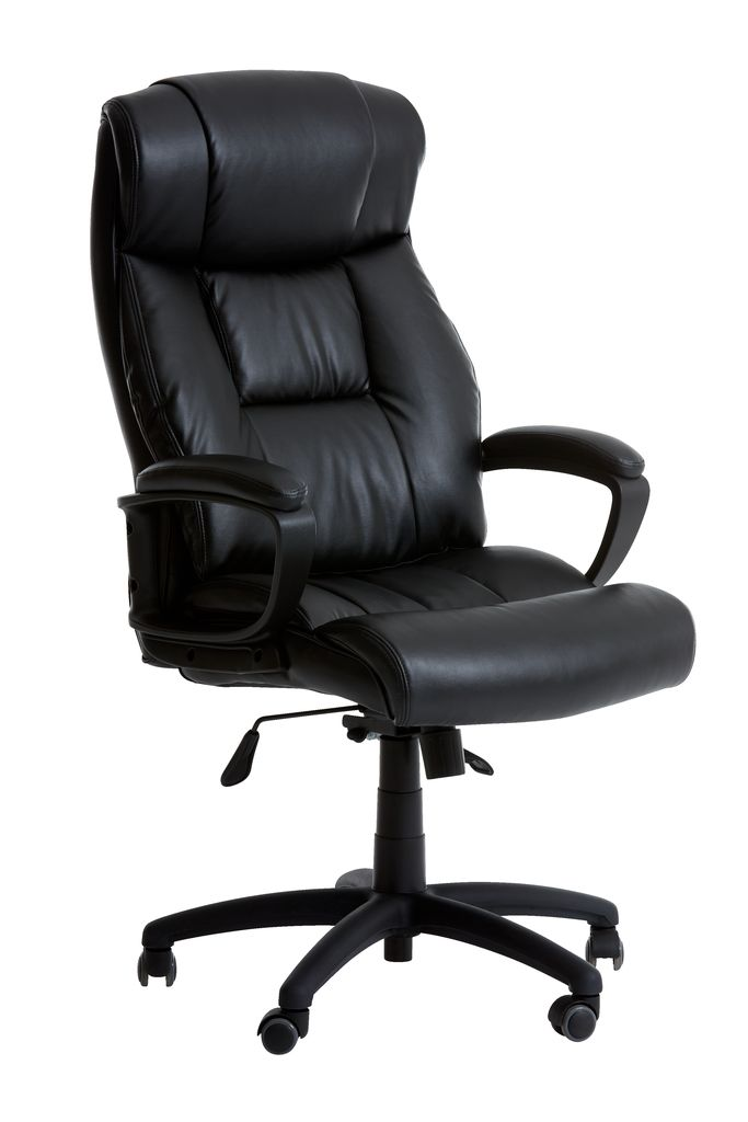 Office Chair Tjele Black Jysk