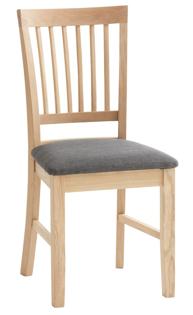 Dining Chair Sejs Grey Oak Jysk
