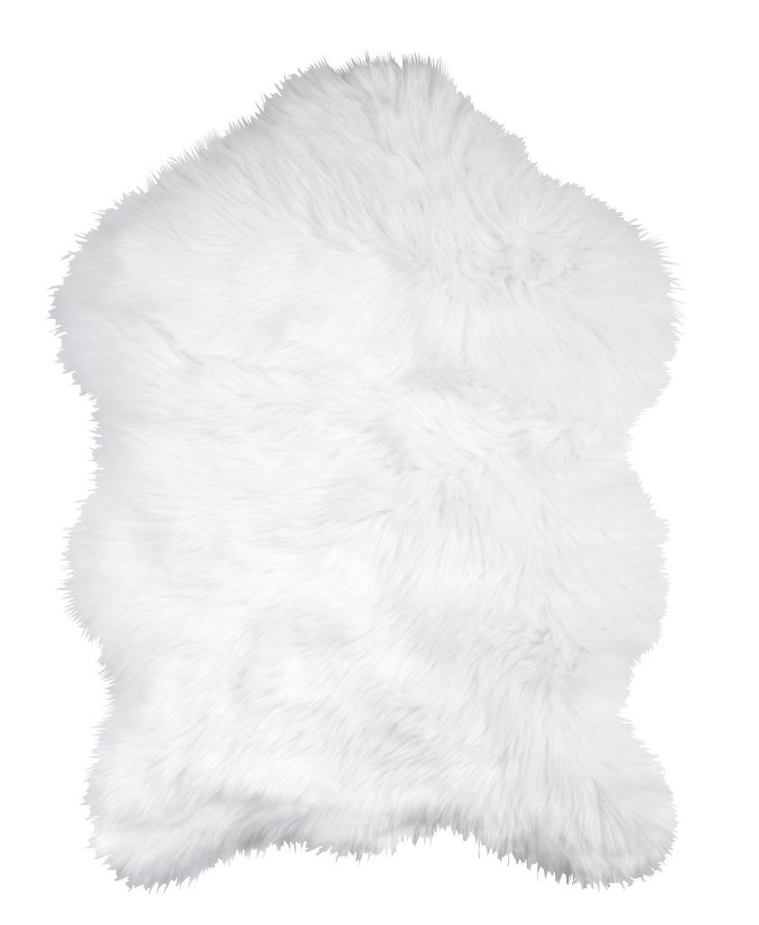 Sztuczna skóra owcza TAKS 60x90cm krem