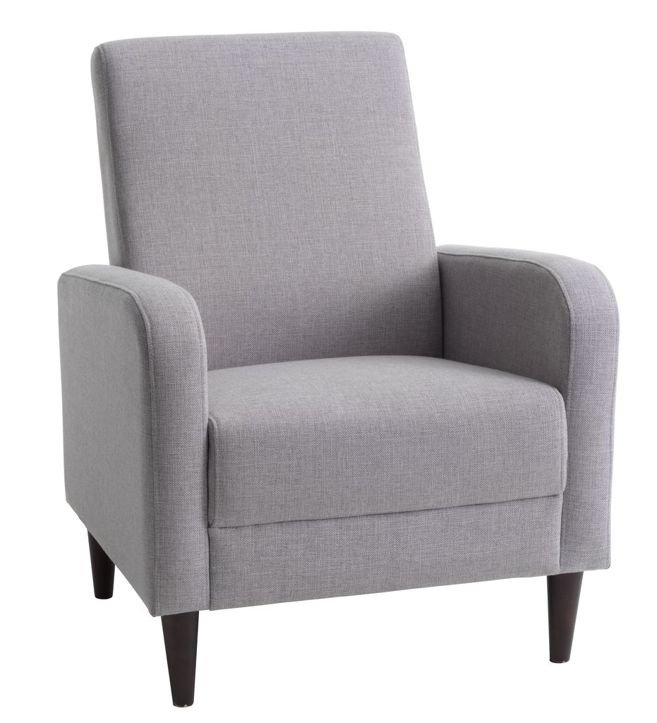 Armchair: Armchair GEDVED Light Grey