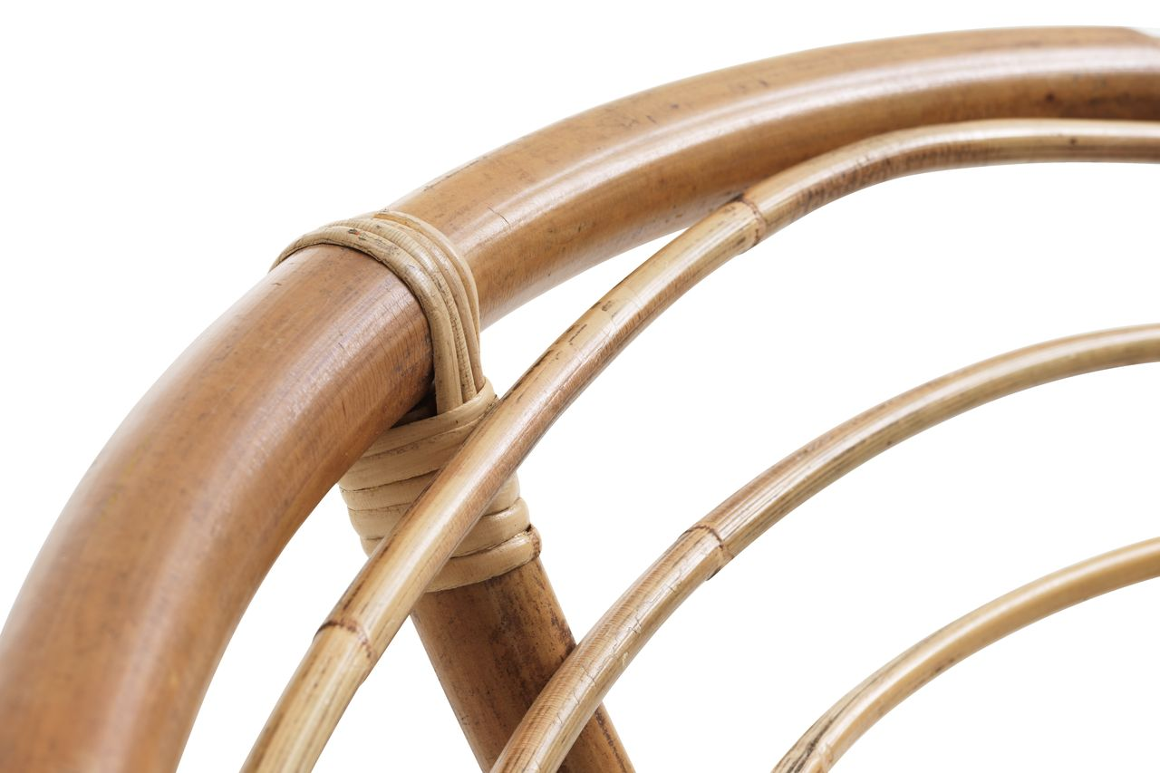 Cane chair JORDRUP Ø100 | JYSK | Rotan stoelen, Stoelen