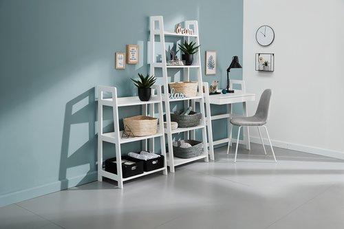 Skrivebord HERNING 45x84 hvit