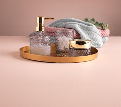Badehåndkle STIDSVIG lyserød KRONBORG