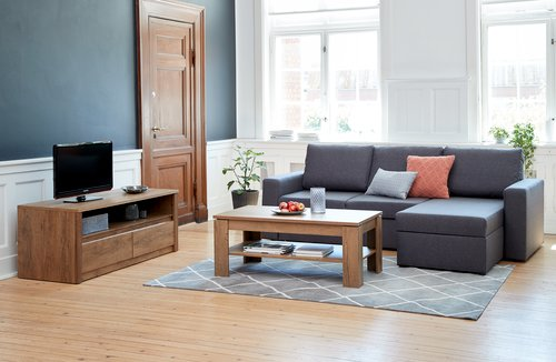 Sofabord VEDDE 60x110 villeikfarget