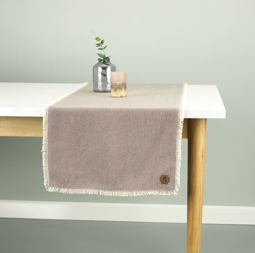 Table runner BEKKEBLOM 40x150 rose