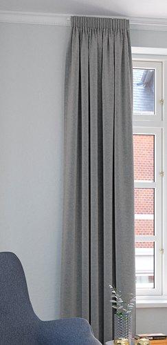 Gordijn ALDRA 1x140x245 verduisterend