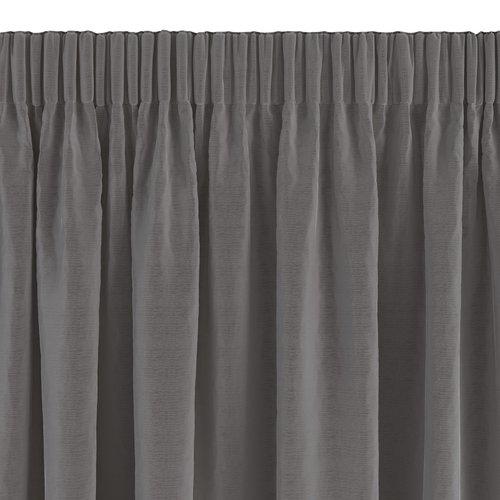 Zavesa AUSTRA 1x140x300 barš. siva