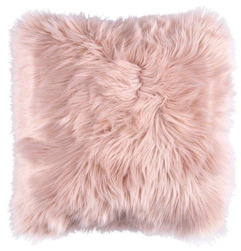 Cojín TAKS 40x40 piel imitación rosa