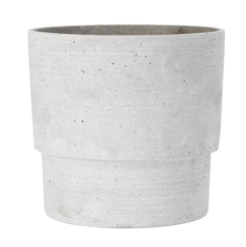 Горшок OTTO Ø16 см серый