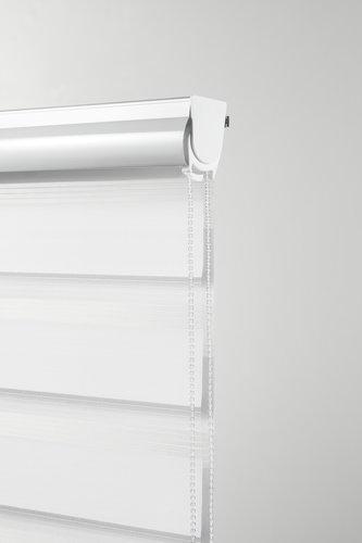 Rullegardin ALSTEN 140x180cm duo hvid