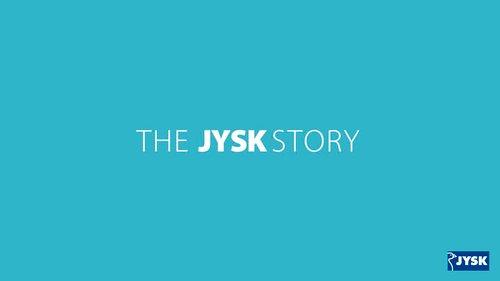 Historien om JYSK
