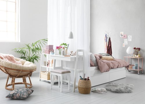 Gordijn BOLMEN 1x140x245 off-white