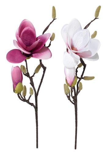 Kwiat sztuczny RONNY W65cm mix