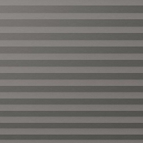 Plisségardin Mörkl. FYN 80x160