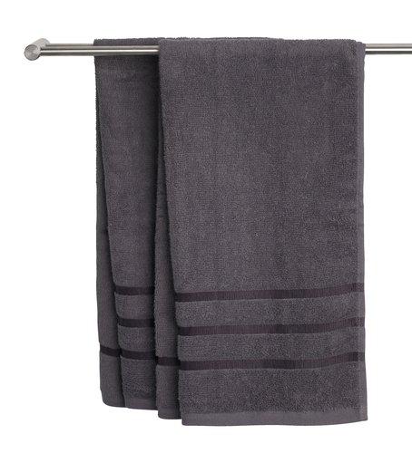 Полотенце YSBY 30x50 см темно-серый