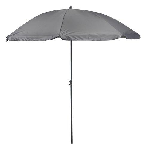 Umbrelă de soare STRUER 180 gri
