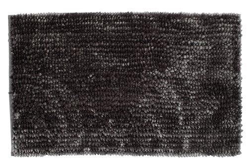 Badrumsmatta BERGBY 50x80 grå