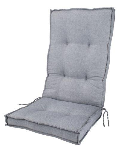 Pernă scaun reglabil REBSENGE gri deschi