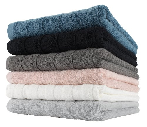 Bath towel TORSBY 65x130 light grey