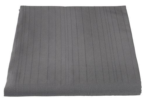 Sengeteppe ALVIK 160x220cm grå
