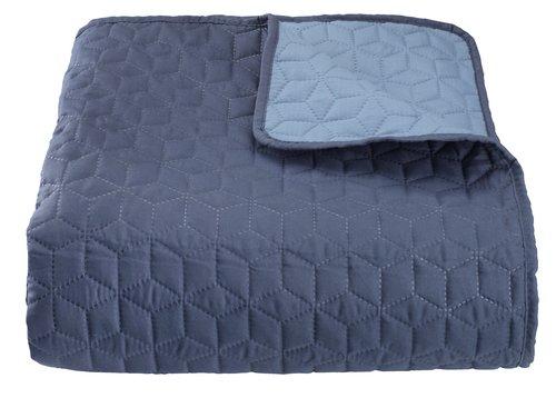 Покривало ROSENTRE 220x240 синій