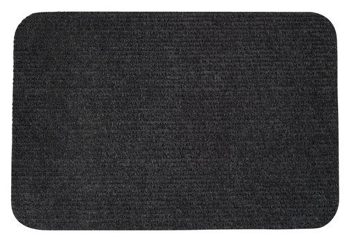 Deurmat HAGTRON 57x38 donker grijs