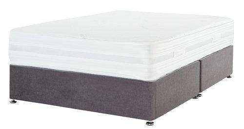 Divan 150x200 PLUS D10 Grey-45