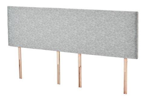 HB 180x50cm H10 PLAIN Grey-38