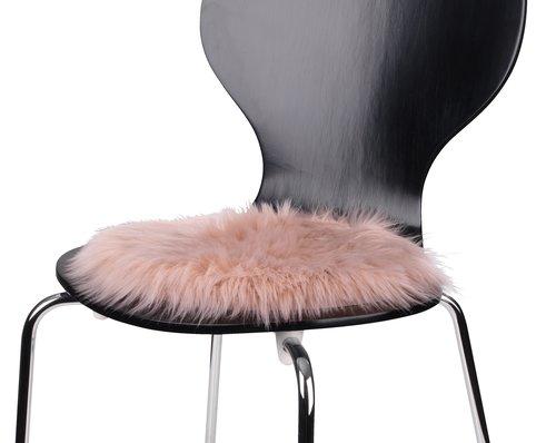 Cojín asiento TAKS Ø34 rosa