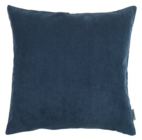Zierkissenbezug DUSKULL 50x50 dunkelblau