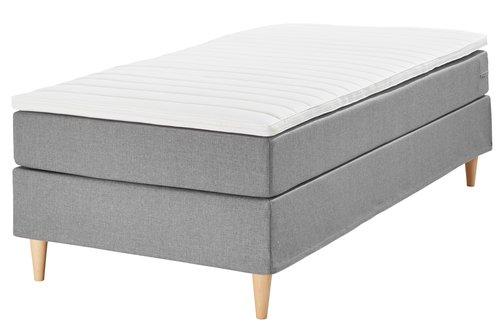 Kontinentálna posteľ 90x200 BASIC C10