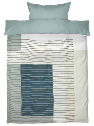 Set posteljine VERA saten 140x200