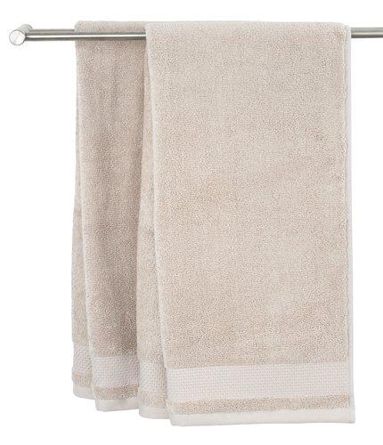 Badehåndklæde NORA sand KRONBORG