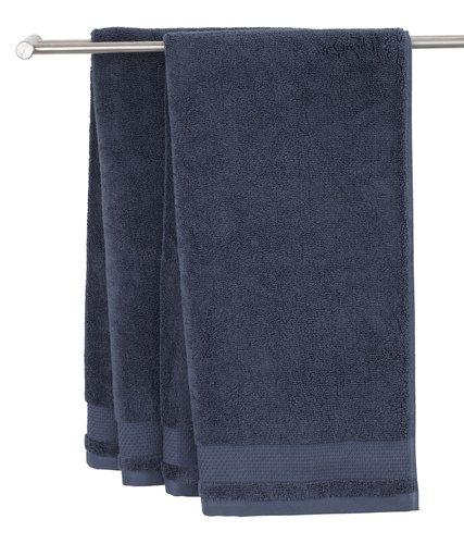 Guest towel NORA dark blue