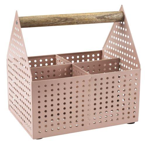 Kutija VICKLEBY Š15×D20×V20 roza