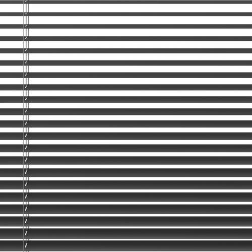 Sälekaihdin 140x160cm alumiini harmaa