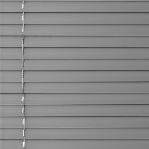 Jalousie BRU 100x160 Aluminium grau