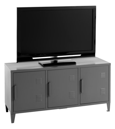 TV bench ILDVED grey