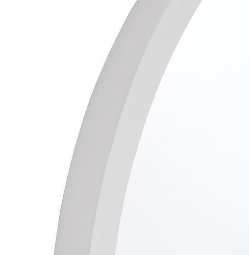 Espejo SALLERUP Ø55 blanco